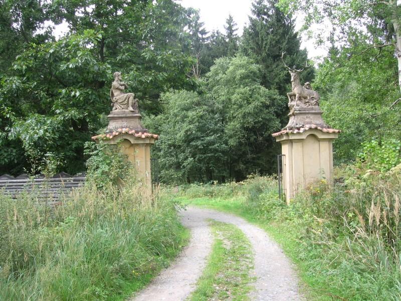 hubertova brána